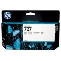 CARTOUCHE NOIR PHOTO HP Designjet T1500, T2500, T920 - B3P23A - N°727 - 130ml