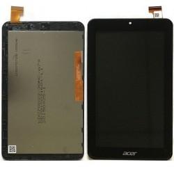"ENSEMBLE VITRE TACTILE + ECRAN LCD RECONDITIONNE ACER Iconia One 7"" B1-770"