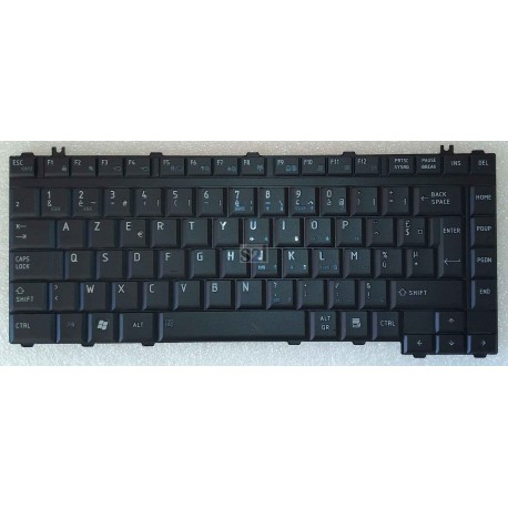 CLAVIER AZERTY NEUF TOSHIBA SATELLITE L450, L450D - K000068150
