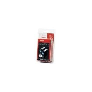 CARTOUCHE CANON NOIRE DOUBLE PACK BJC 3000-6000-6200-6500-S400-450-500-600-630-750-4500-6299