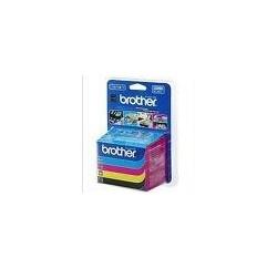 PACK BROTHER NOIRE/Cyan/Magenta/Jaune DCP110c-310CN-MFC210c-620cn-3240c-5440cn-FAX1835c-1840c