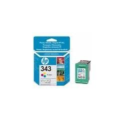 CARTOUCHE HP COULEUR PSC 2355/DJ5740/PHOTOSMART 2610 - No 343 - 7ml