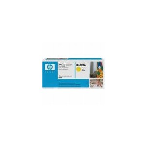 TONER HP JAUNE COLOR LASERJET 2600N