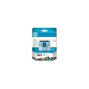 CARTOUCHE HP LIGHT CYAN PHOTOSMART 8250 - 4ML - No363