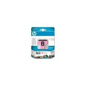 CARTOUCHE HP LIGHT MAGENTA PHOTOSMART 8250 - 4ML - No363