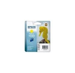 CARTOUCHE EPSON JAUNE Stylus Photo R200/300/RX500/600 13ml - C13T048440