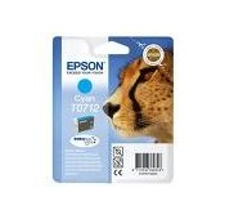 CARTOUCHE EPSON CYAN D78/DX4000/5000/6050 - 7.4ML - C13T071240