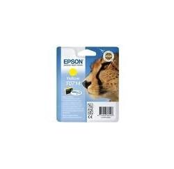 CARTOUCHE EPSON JAUNE D78/DX4000/5000/6050 - 7.4ML - C13T071440