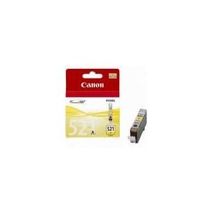 CARTOUCHE CANON JAUNE Pixma IP3600/4600/MP540/620/630/980