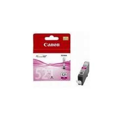 CARTOUCHE CANON MAGENTA Pixma IP3600/4600/MP540/620/630/980 - CLI-521M