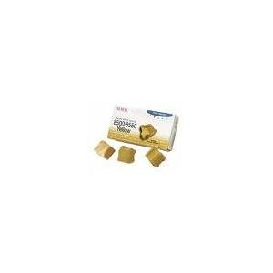 TONER XEROX JAUNE PHASER 8500/8550 - 3 BATONNETS