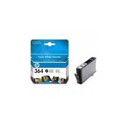 Cartouche HP Noire photo N°364