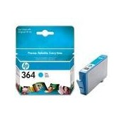 CARTOUCHE HP CYAN N°364 - 300 pages - CB318EE