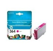 CARTOUCHE HP MAGENTA N°364 - 300 pages - CB319EE