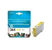 CARTOUCHE HP JAUNE N°364 - 300 pages - CB320EE