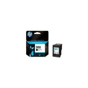 Cartouche HP Noire N°300 - CC640EE
