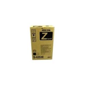 TONER RISO NOIR 370EP - S4253E - Z TYPE E - PACK 2 TONERS