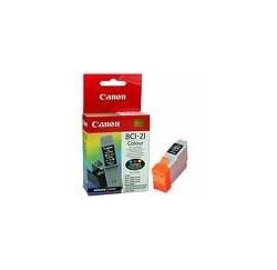 CARTOUCHE CANON COULEUR BJC 2000/4000/5000 series - MPC30/S100 - SW2400/2500 - BCI-21C