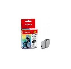 CARTOUCHE CANON NOIRE BJC 2000/4000/5000 series - MPC30/S100 - SW2400/2500 - BCI-21BK
