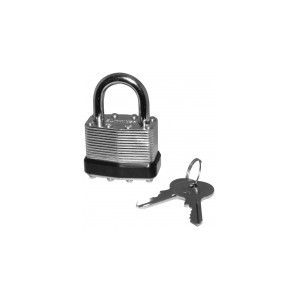 Cadenas + 2 clés - 50 mm - Dacomex