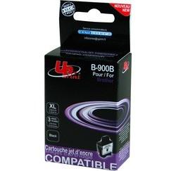 CARTOUCHE BROTHER NOIRE COMPATIBLE LC900BK - 21ml