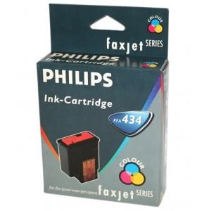 CARTOUCHE PHILIPS COULEUR FAXJET325/355 - PFA434