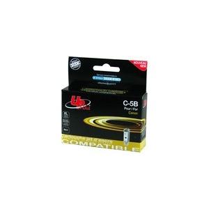 CARTOUCHE CANON NOIRE compatible PGI-5BK - avec puce - 28ml