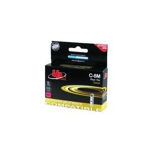 CARTOUCHE CANON MAGENTA compatible CLI-8M - avec puce - 14ml