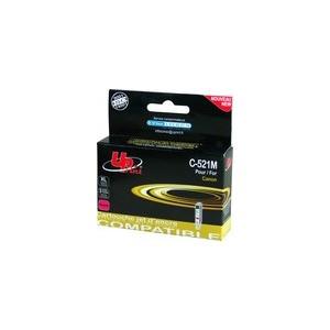 CARTOUCHE CANON Magenta Pixma Compatible CLI-521M - 10.5ML - avec puce