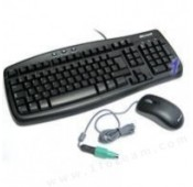 Clavier MS Black USB