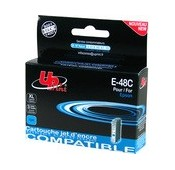CARTOUCHE EPSON CYAN COMPATIBLE Stylus Photo R200/300/RX500/600 - 15.5ML