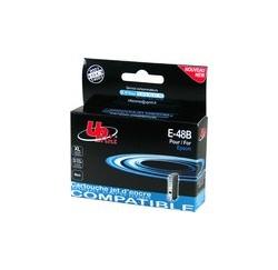 CARTOUCHE EPSON NOIRE COMPATIBLE Stylus Photo R200/300/RX500/600 - 15.5ML