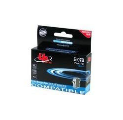 CARTOUCHE EPSON NOIRE compatible STYLUS PHOTO 870, 1290 - 14ML - T007401