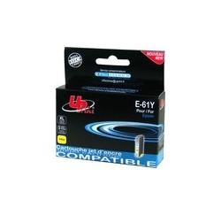 CARTOUCHE EPSON JAUNE COMPATIBLE STYLUS DX3850, DX4850 - 12.5ML - T061440