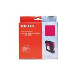 CARTOUCHE RICOH GEL D'ENCRE MAGENTA AFICIO GX3000/3050N/GX5050N - 1000 pages - GC-21M - 405534