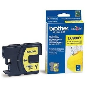 CARTOUCHE BROTHER JAUNE DCP145C/165C/167C/MFC290C