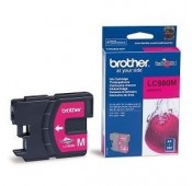 CARTOUCHE BROTHER MAGENTA DCP145C/MFC290C - LC-980M