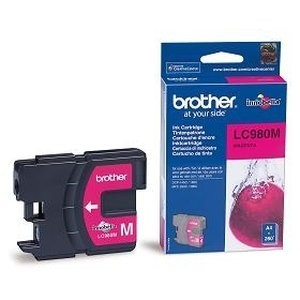 CARTOUCHE BROTHER MAGENTA DCP145C/165C/167C/MFC290C