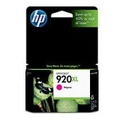 CARTOUCHE HP MAGENTA OFFICEJET 6000/6500/7000 - N°920XL - 700 pages - CD973A - CD973AE