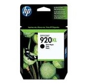 CARTOUCHE HP NOIRE OFFICEJET 6000/6500/7000 - N°920XL - 1200 pages - CD975A - CD975AE