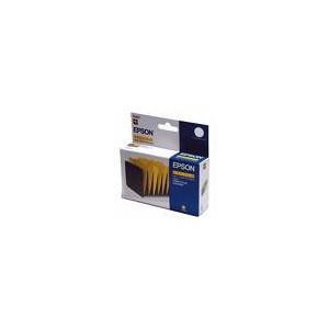 CARTOUCHE EPSON JAUNE STYLUS COLOR C82 - CX5200-5400