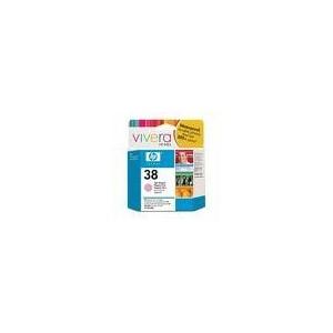 CARTOUCHE HP MAGENTA CLAIR PHOTOSMART PRO B9180/GP - No38 - 69ml