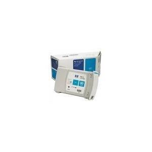 CARTOUCHE HP CYAN DesignJet 1050C/1055CM -No80 - 350ML