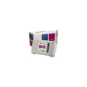 CARTOUCHE HP MAGENTA DesignJet 1050C/1055CM - No80 - 175ML