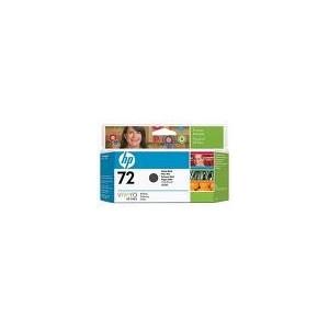 CARTOUCHE HP NOIR MAT DESIGNJET T610/1100 - N72 - 130ML