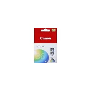 CARTOUCHE CANON COULEUR No36 - PIXMA mini260 - IP100