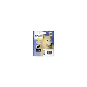CARTOUCHE EPSON JAUNE STYLUS PHOTO R2880 - 11.4ml