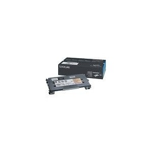 TONER LEXMARK NOIR C500 X500 X502 -