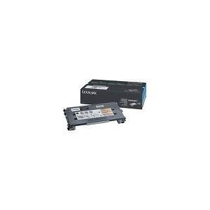 TONER LEXMARK NOIR C500 X500 X502 - C500S2KG