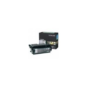 TONER LEXMARK NOIR T520/522 series - 7500 pages - 12A6830